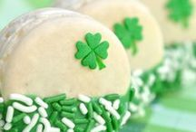 ❤ St. Patricks Day ❤ / St.Patty's Day baking and party ideas!