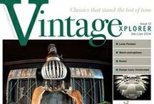Vintagexplorer - Issue 13 / Issue 13 December/January 2014.  Available from our website.