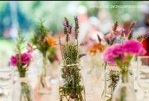 Flores para Bodas - Wedding Flowers / #FloresparaBodas #decoracion #CentrosdeMesa #flowers #weddingDecor
