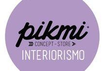 INTERIORISMO / { PIKMI Interiorismo } Diseño de Interioriores - Jardines - Mobiliario - Acabados - Detalles.