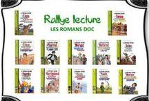 Rallye lecture Les Romans Doc