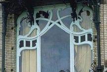 окна ставни