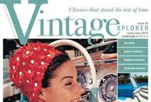 Vintagexplorer - Issue 16 / June/July Issue.