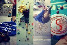 Climbing Wall Coaching