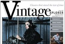 Vintagexplorer - Issue 18 / Issue 18 of Vintagexplorer - Now available from our website.