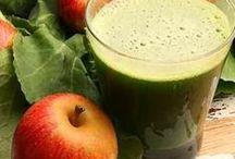 Alimentação e sucos / Alimentos