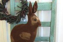 кролики зайцы