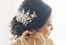 Be wed! Hairdos & makeup / by Kaisa Kuusisto