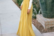Style: maxi / How to wear maxi skirts/dresses!