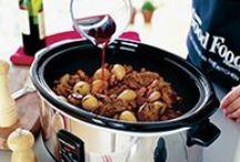Crock Pot - Slow cocking / Div tips og oppskrifter på Crock Pot måten:)
