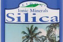 Minerals Silcon aka Silca / by Tyler Parkin