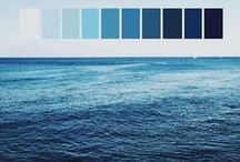 Let's be inspired - Color / Beautiful color palettes