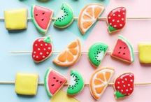 ❤ Fun Cookies ❤ / Fun cutout sugar cookie ideas, inspiration, and recipes. / by Layer Cake Shop