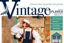 Vintagexplorer - Issue 22 / Panic Stations! :: For the love of Blazers :: Nautical Chic :: Bulkhead Buying :: Irresistible Forts :: Showcase for Salvage :: Trailer Flash :: Salvage in the Park :: Small Wonders :: Vintage Weekenders :: VE News :: Your Guide to Vintage Events