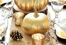 Ready for Autumn! / Decor, recipes and ideas for fall and autumn! Thanksgiving Halloween and all the fall holidays