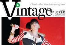 Vintagexplorer - Issue 24 / Stand and Deliver!  Auction News  From Punk To Pop  Art To Wear  Eighties TV & Film  New Wave  I'm Forever Loving Bubbles  Game On!  Golf Appeal  Back To The 80s Boombastic!