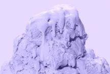 Purple / Tableau Chromatique violet