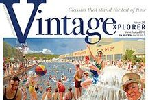 Vintagexplorer - Issue 28 / Summertime Auction News In The Swim  Ten Great Vintage Weekenders  Britains in Bloom  What a Carry On!  Happy Birthday Butlins Britain's Best Decorative and Salvage Shows  Keeping the Faith