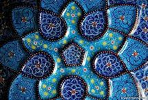 MOSAICS AND ARCHITECTURE / by Faria Siddiqui Jewelry