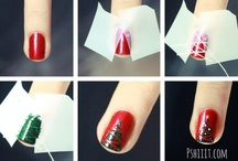 Christmas Nails ^^