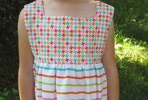 Patterns / Children's free sewing patterns