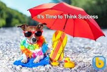 Time to Think Success!  / Get Started with Bincode!  A free classifieds listings, promotion & networking for local businesses is dedicated exclusively to small business owners.