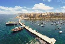 Harbors in Malta / Malta is one of the most beautiful sunny places you can visit in Europe! Let's have a look with us to Malta's Harbors. As Camilleri Marine is marine professional since 1979 and all over these harbors we can offer you the best service. Just see our website www.camillerimarine.com or write us a info@ellcee.com