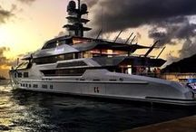 Yachts & Mega Yachts / All those amazing mega yachts outside are a true piece of art. With this board we would like to admire them :)