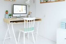 HOME- work spaces