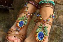 Topánočky, sandálky