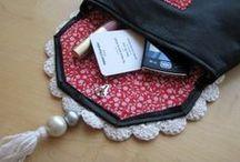 Patrons sacs et pochettes