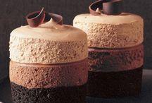 Gâteaux, pâtisseries & desserts,