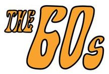 The 60s / Things popular in the 60s!