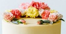 Celebration Cakes / Nothing says 'Hooray!' quite like a beautiful cake. No matter the occasion, try one of these gorgeous treats next time you have cause to celebrate.