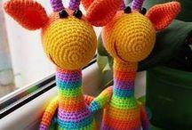 Yün bebek oyuncakları