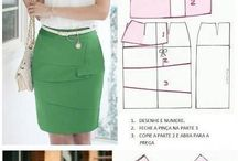 Sewing - Skirts and Pants / Clothes