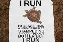 Running!! / Proud to be a runner! (I'm a Galloway girl!)