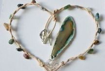 Jewellery / Unique handmade jewellery exclusive to Hippychick Creations