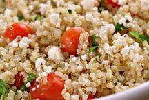 Quinoa / Everything about quinoa from growing to eating.  But mostly it's about the eating with lots of nummy recipes.