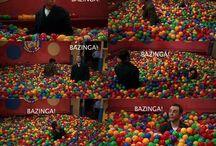The Big Bang Theory / ...All started with the Big Bang. BANG!!