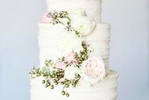 Let them eat Cake! / The beauty and deliciousness of Wedding Cakes! Find your inspiration here