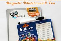 Magnetic Write and Wipe Board
