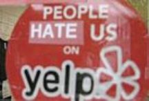 Yelp - Customer Service / This is a board of customer service related information on Comcast. / by GripeO