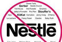 Boycott/Nestle_s!!! / A Group Board With: Edda.....(Sokaelgato ). Elizabeth Fuentes, Gina Drend, And Richard Stimson. Boycott Nestle's 8000 Brands!!!!!