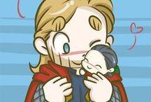 Thor&Loki