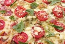Homemade Pizza / All things homemade pizza related - topping ideas, sauce, crust.