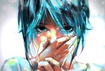 Anime Art / Fabulous art work in the style of anime and manga. Artists are named wherever known - all artists and their copyrights are fully acknowledged, and cited where possible, but I have a lot of pins and I don't always know who created the piece! If you see a pin without an artist named and know who created it it PLEASE TELL ME IN THE COMMENT SO I CAN ACKNOWLEDGE THEM AS THE ARTIST! Thank you!!