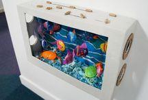 Fish Toys DIY. / DIY Fish Toys For Kids & Gifts