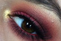 """#MAKEUP / """"Cultivate your curves - can be dangerous but they will not be avoided."""""""