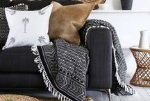 Boho interior style / For the hippy in me